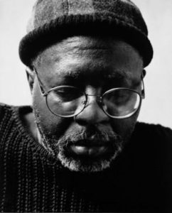 Singer Curtis Mayfield