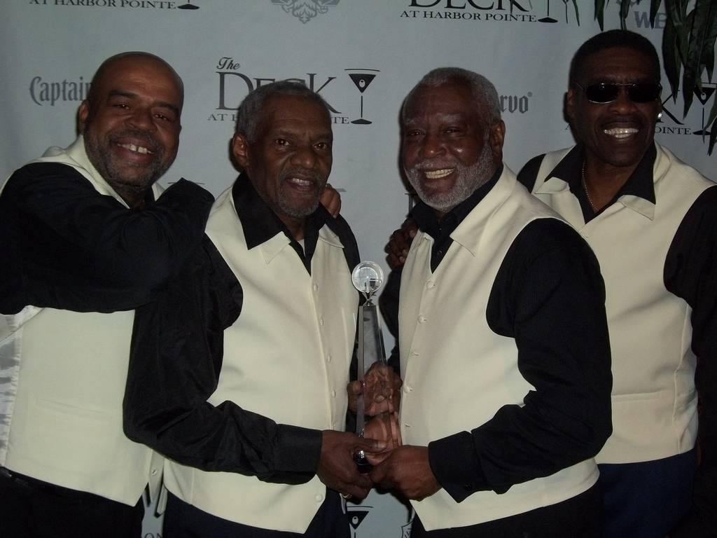 Stan Wade with The Trammps